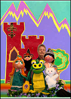 Picture of Magic Onion Puppets